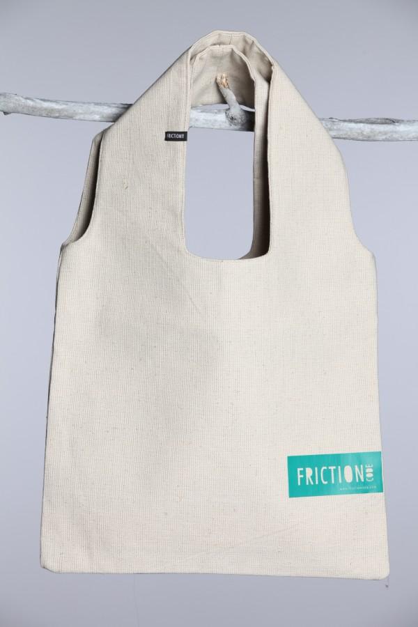 Bag green label