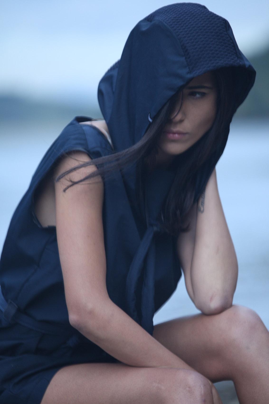 Dress blue soul