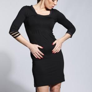 BLACK  DRESS*