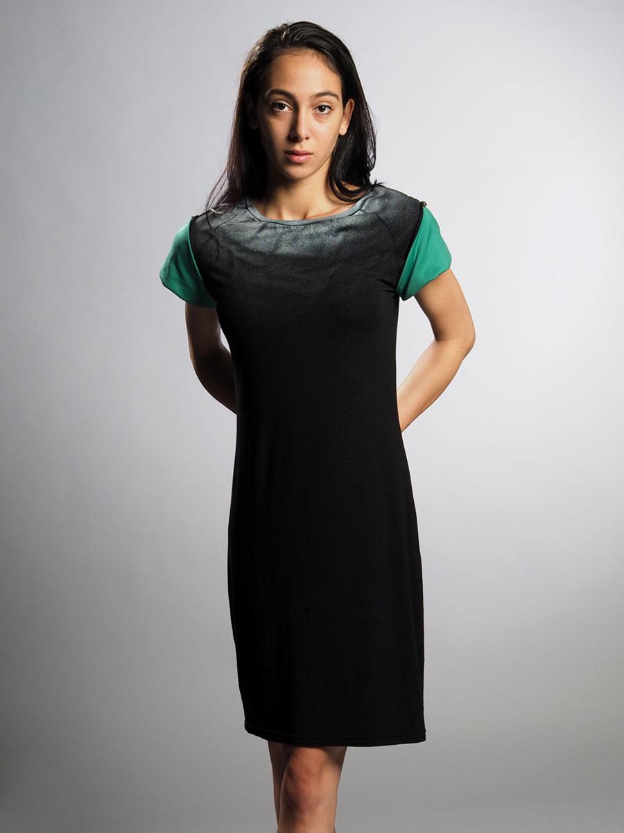 BLACK DRESS /